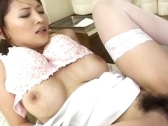 Yuki Touma Hot Japanese nurse likes sex
