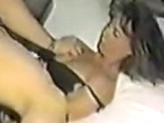 Pang whore wife used by two men