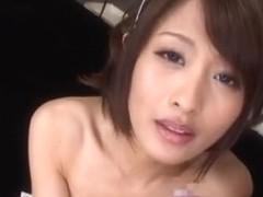 Yuuki Natsume hot Asian maid is fully fucked