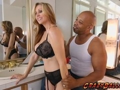 Sweet chick Julia Ann loves a cock