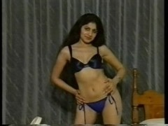 Indian angel showing off