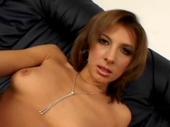 Janet Alfano Acquires A Proper Pucker Pounding