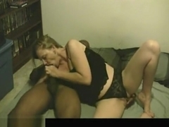Naughty Milf Fucks A Black Lover