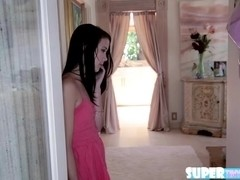 Small Alaina gets fucked by her step dad