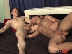 Stefan Stewart and Sam Bishop - HardBritLads