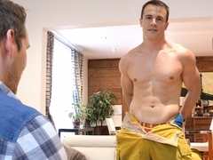 Pascal & Ricky in The Big Hose XXX Video