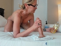 Sexy Milf On Live Cam Anal and Sloppy Blow Job