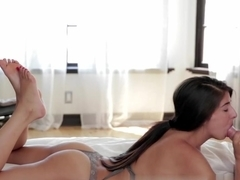 Hottest pornstar in Crazy Romantic, HD adult clip