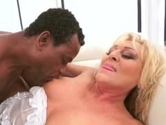 Crazy pornstar in Amazing Mature, Big Tits porn video
