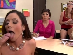 Hot party with lots of horny babes feat. Mick Blue