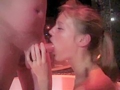 Deep throat and face fucked floozy compilation