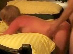 wife drilled by student during the time that hubby watched