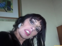 Horny pornstar in Exotic BDSM, MILF porn video