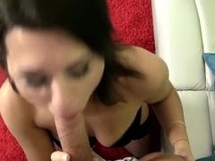 Hottest pornstar Cheril S in exotic anal, facial porn clip