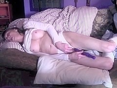Delightsome older brunette hair wife can not expect for 10-Pounder and make this things,have a fun