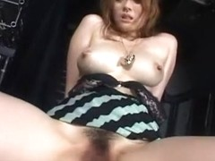 Amazing Japanese model Erika Kurisu in Hottest Blowjob, Toys JAV clip
