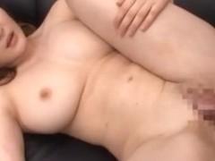 ed with a crazy round of hardcore sex Momoka Nishina