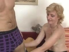 This Guy bangs old woman