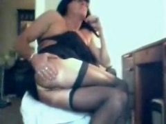 Crazy homemade shemale scene with Mature, Webcam scenes