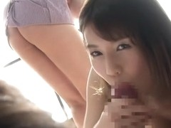 Crazy Japanese chick in Best POV, Handjob JAV scene