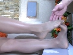 NylonFeetVideos Video: April B and Nicholas