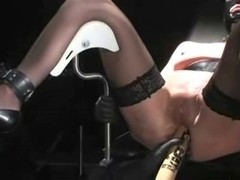 Lycra sex movie with master Costello and hot Alehandra