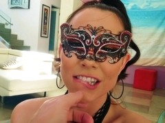 Aidra Fox in anal sex carnaval
