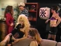 Annette Haven, Sharon Kane, Eric Edwards in vintage fuck clip
