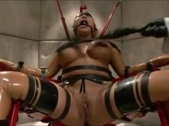 Ava Devine in punishment for treason