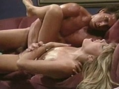 Stacy Donovan and Peter North