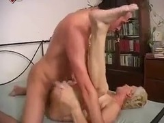 Granny Mama Craves Fuck Youthful Dong  -NV