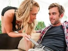 Carter Cruise & Logan Pierce inForbidden Affairs #03 - The Stepdaughter, Scene #03