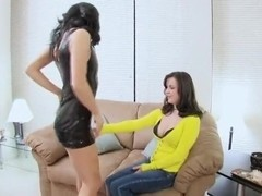 Julie gets naughty with Mandy More