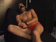 Guy has extreme sucking & fetish with lewd big boobs dominant tr