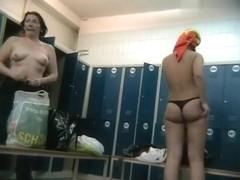 Hidden Camera Video. Dressing Room N 41
