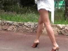 Sexy walk