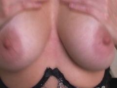 Exotic pornstar in Incredible Stockings, Fingering xxx movie