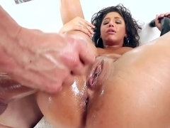 Incredible pornstars Abella Danger, Chris Strokes, Criss Strokes in Exotic Facial, Dildos/Toys adult movie