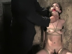 Sasha Grey Chased and Captured