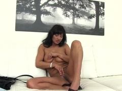 Crazy pornstar in Horny Brunette, Medium Tits adult clip