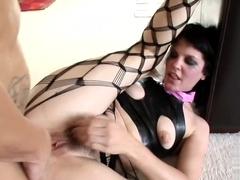 Fabulous pornstars Bobbi Starr, Nacho Vidal in Incredible Big Tits, Hardcore sex video