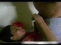 Desi aunty giving bj to her hubby