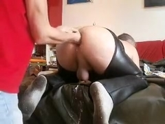 A SLUT'S HOLE TO SMASH