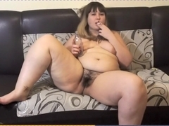 MY RUSSIAN BBW FRIEND DASHA