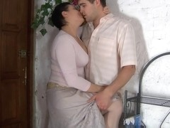 StunningMatures Video: Elsa and Lucas