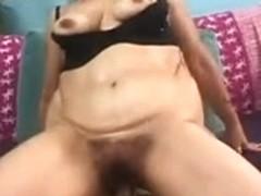 Hawt Bushy Mother I'd Like To Fuck Acquires Boned