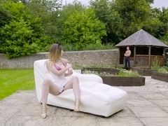 Babes - Playing in the Backyard, Stella Cox and Marc Rose