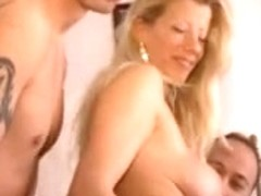 2 sweethearts in lengthy anal fuck session