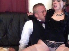 ### covered fetish skanks fuck dude