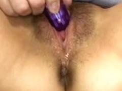 UNCENSORED Japanese masturbation